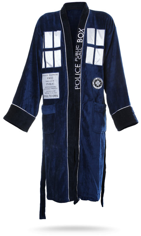 I have never owned a robe, but I totally want this!